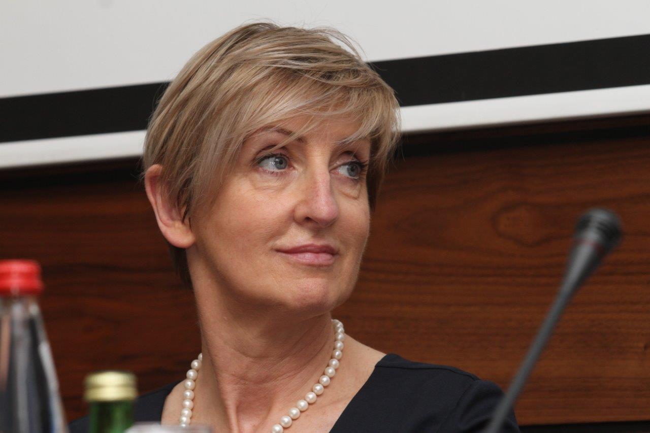 Gabriella Carello, Director Resurse Umane, Nestle