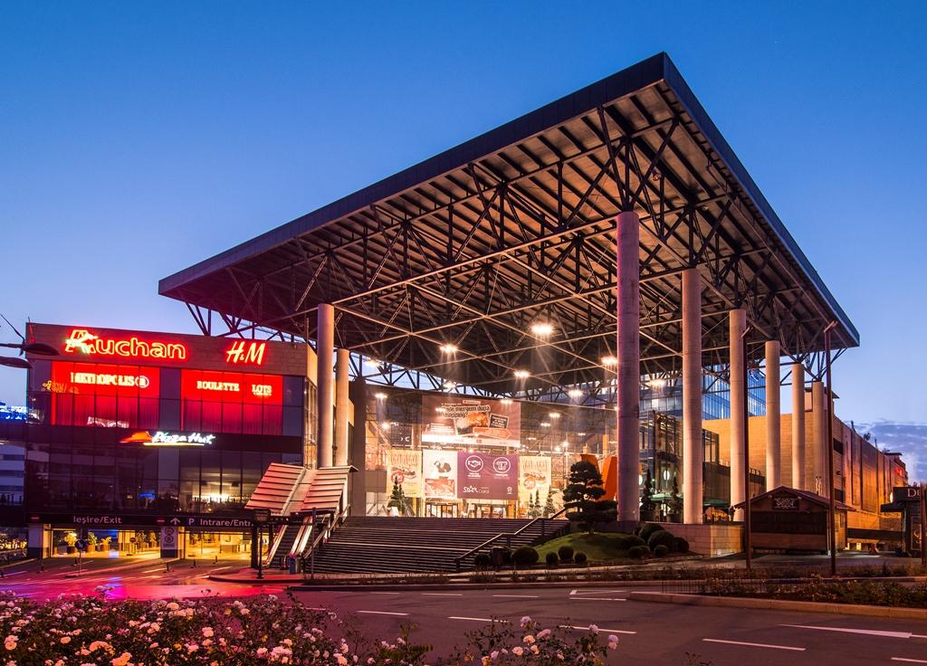 """Iulius Mall stinge luminile pentru a marca """"Ora Pământului"""""""