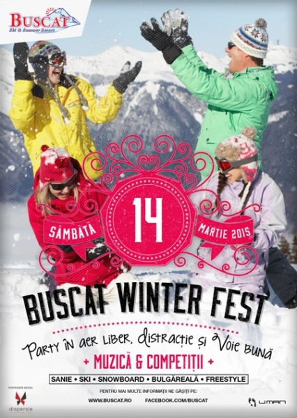 buscat winter fest 2015