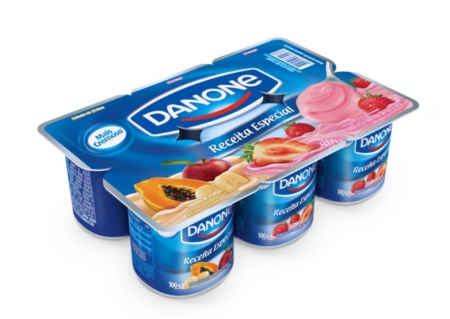 Iaurtul Danone – lider în topul calității pe piață din Romania