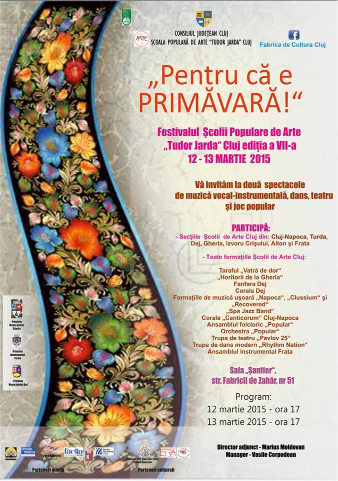 flori de primavara festival 2015