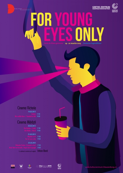 for young eyes only centrul cultural german 2015