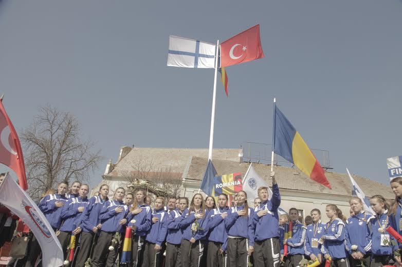 nationala U17 a romaniei handbal feminin