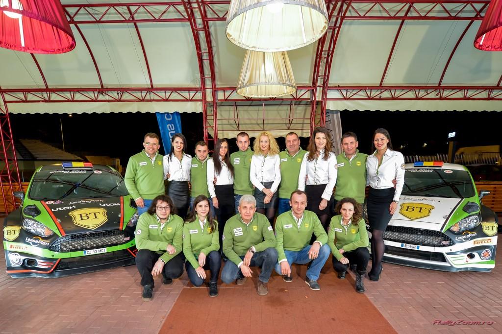 tess rally napoca rally academy