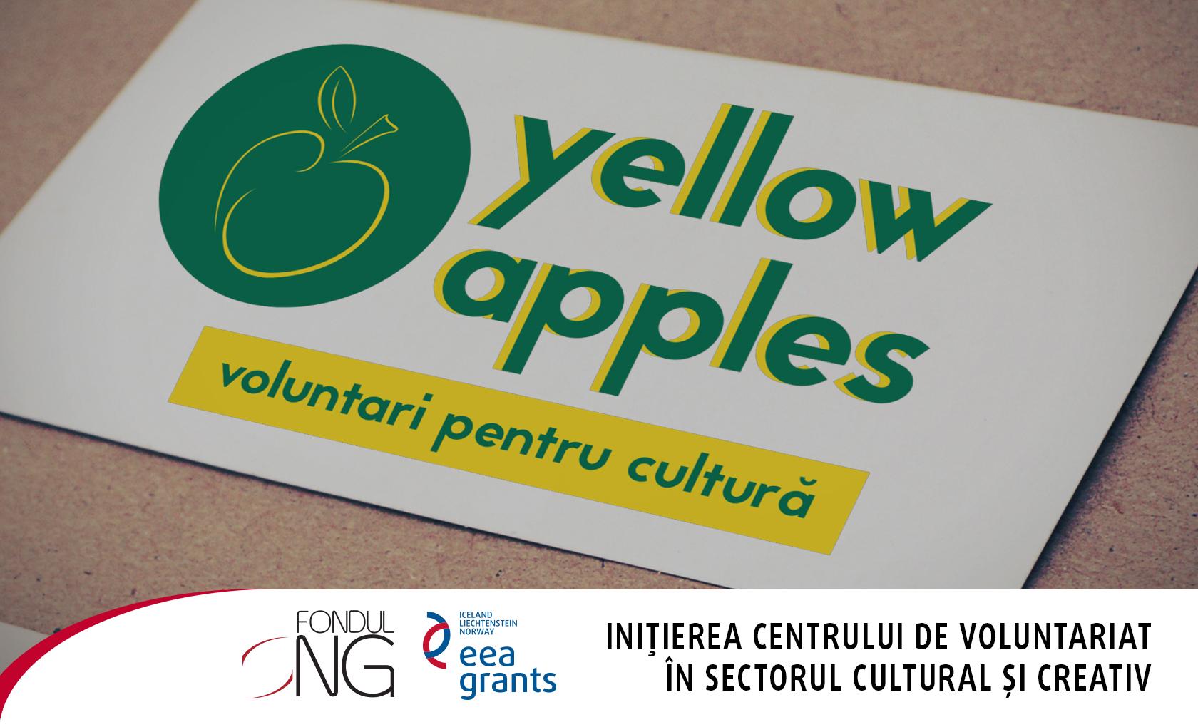 yellow apples comunicat