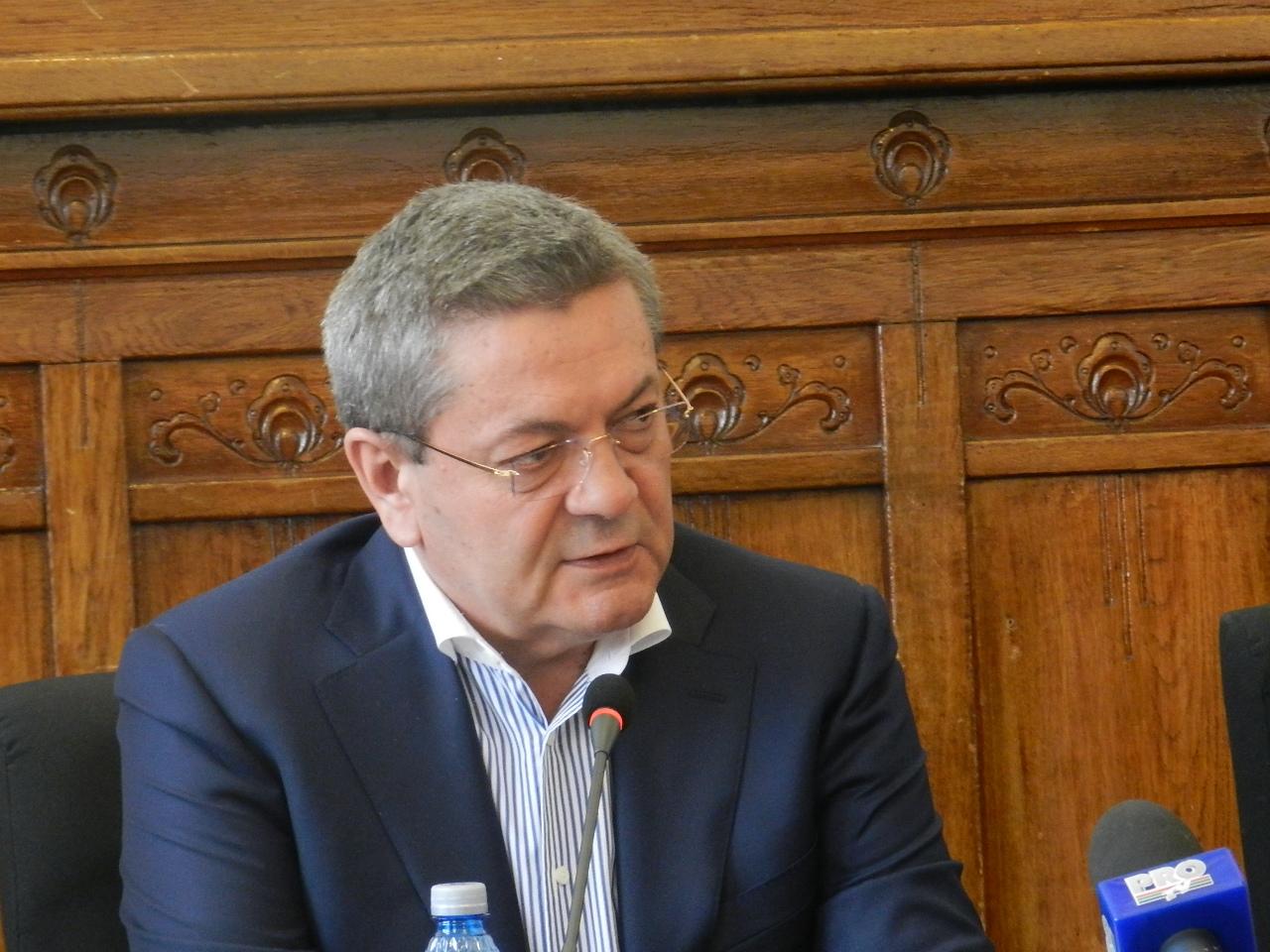 Ioan Rus, atacat pe Facebook de fostul președinte Traian Băsescu