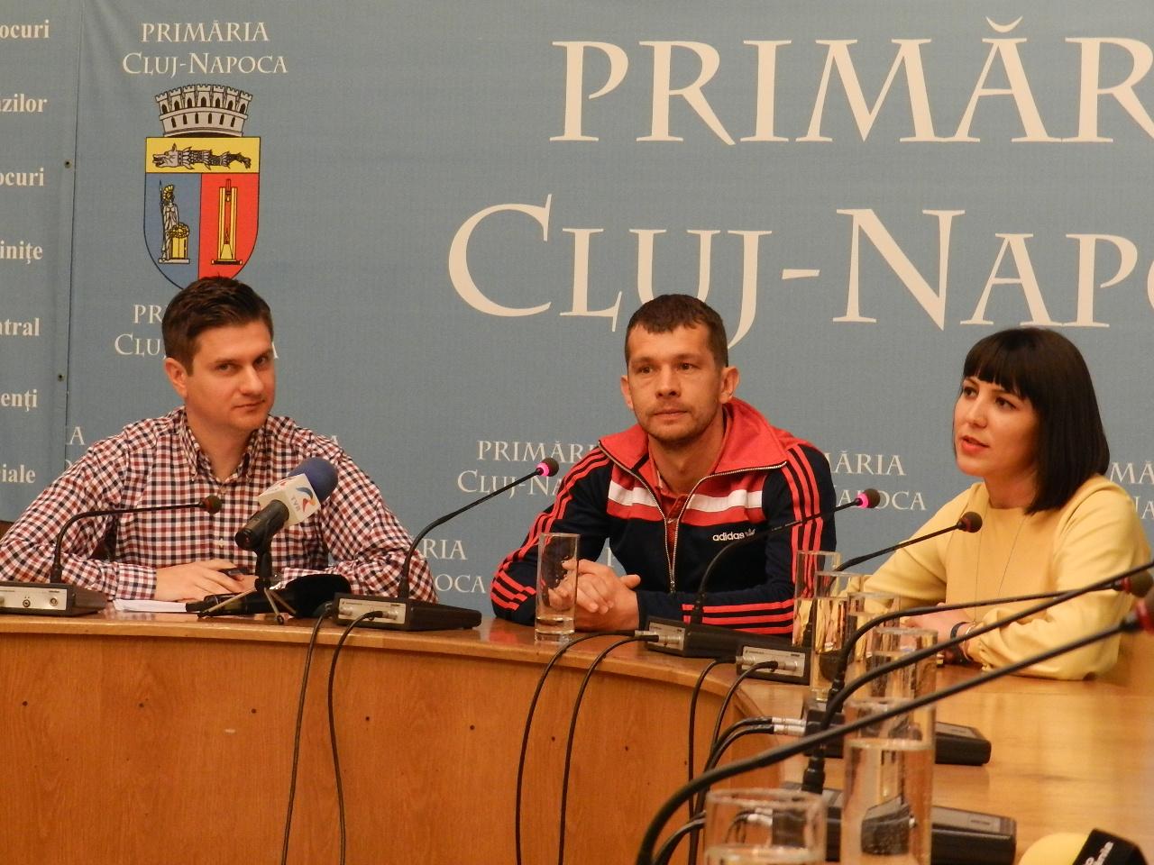 """Gata de START. Participanți din 22 de țări la Maratonul Internațional """"AROBS"""" Cluj-Napoca"""
