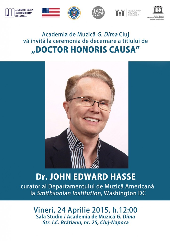 JEH - Doctor Honoris Causa
