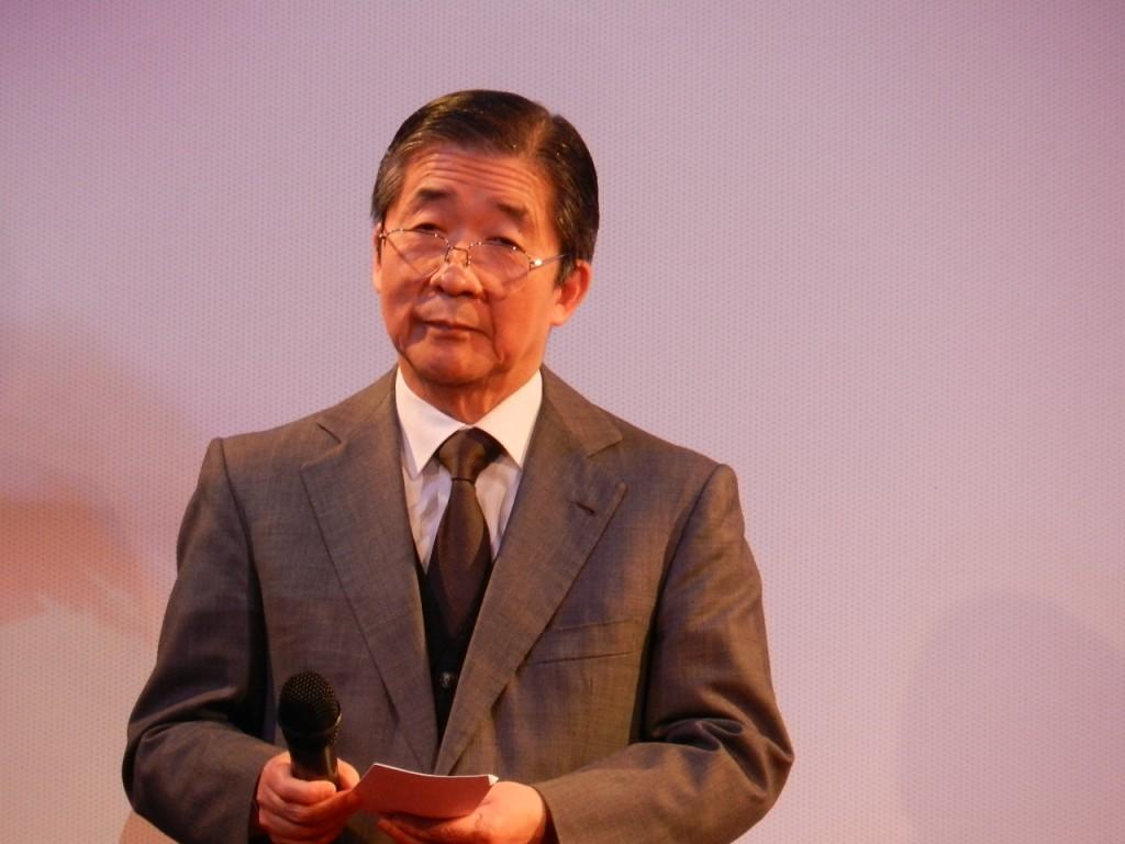 Keiji Yamamoto, ambasador Japonia in Romania