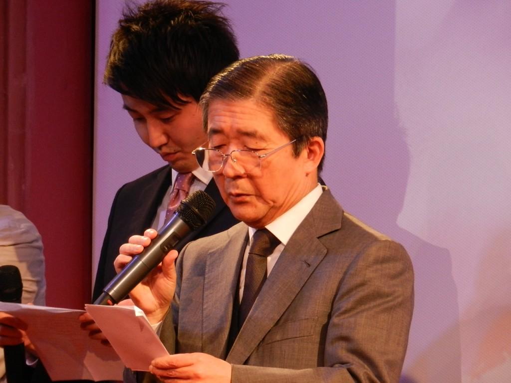 Keiji Yamamoto, ambasador Japonia in Romania2