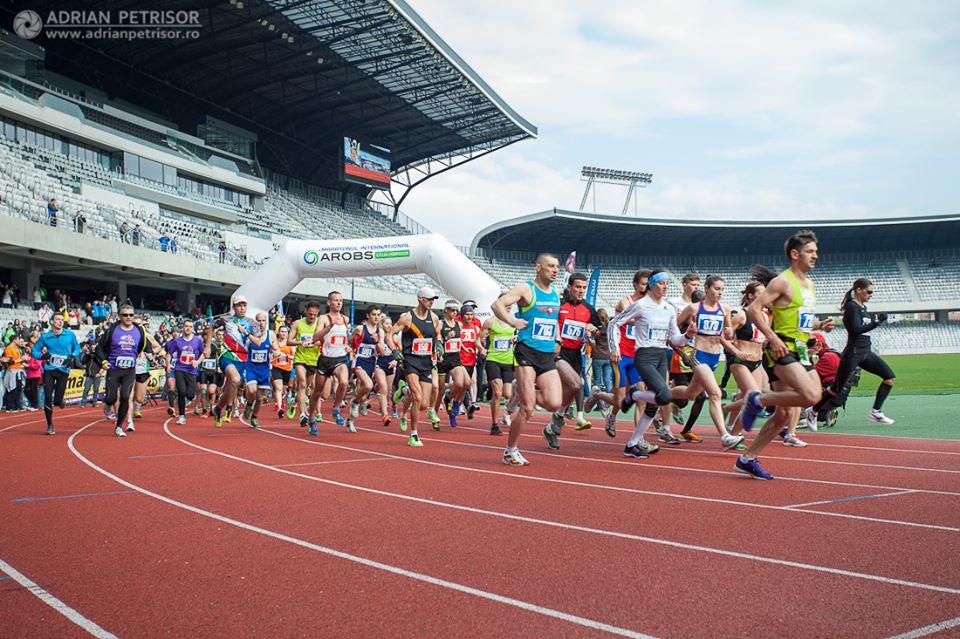Maratonul Internațional Cluj închide traficul rutier în centru duminică