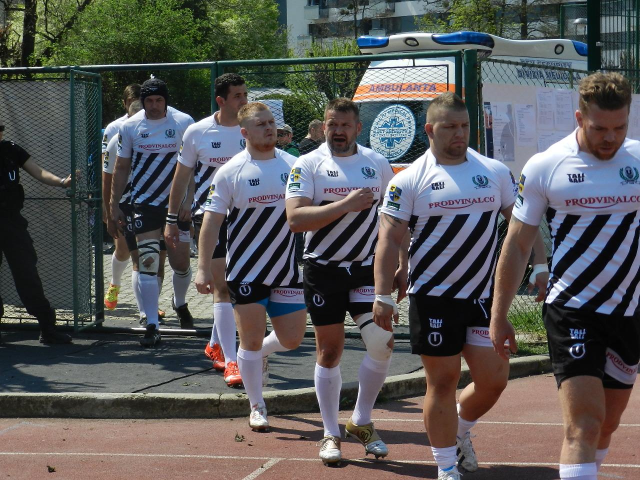 Sâmbătă ne reîntâlnim cu rugby-ul, de la ora 13, în Parcul Babeș