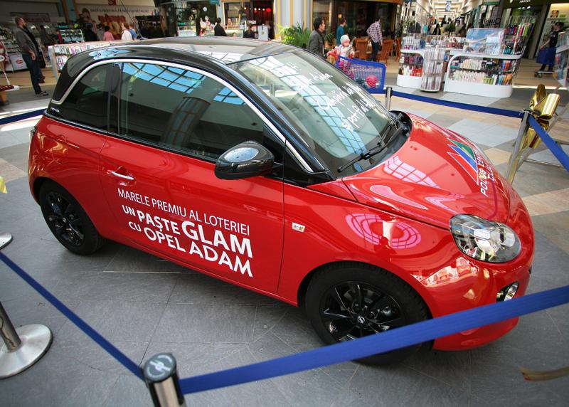 Un Paște Glam cu Opel Adam la Polus-1
