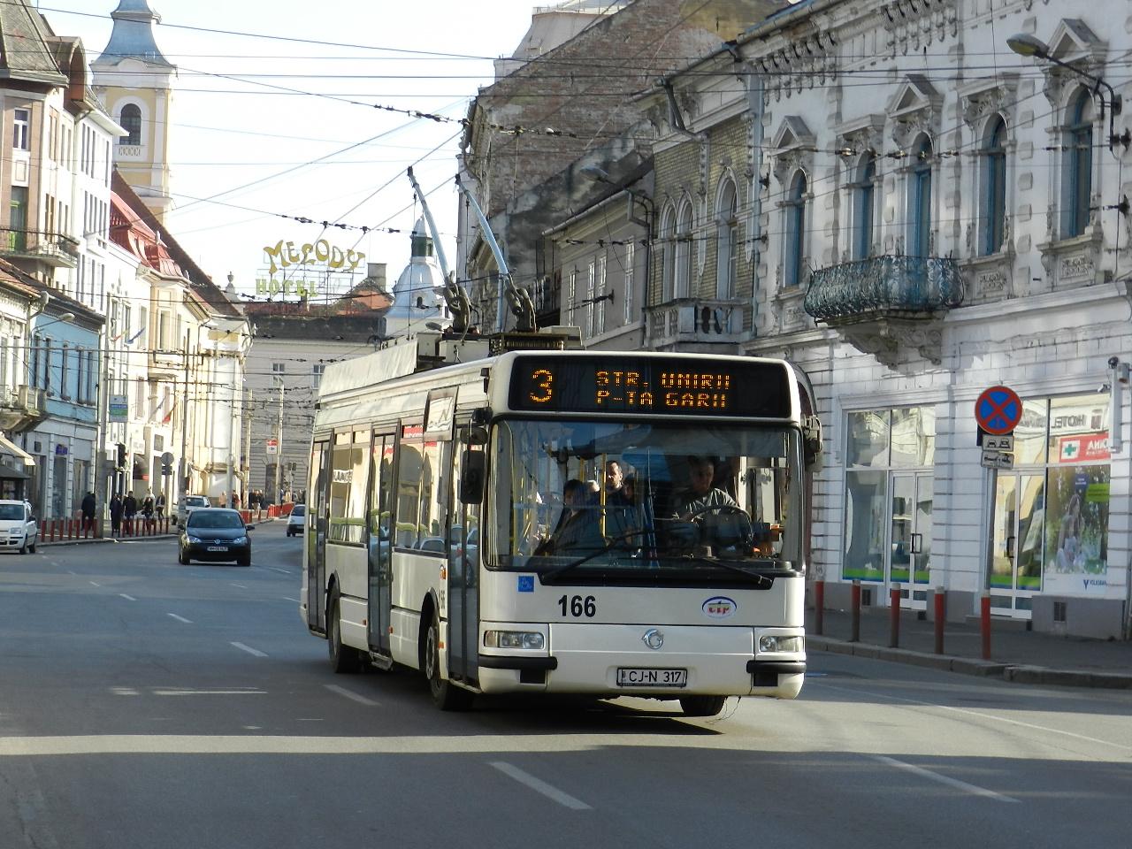 O nouă linie de autobuze se înfiinţează la Cluj-Napoca