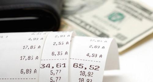 Loteria bonurilor fiscale. Bonul fiscal câștigător este din ziua de 7 februarie!