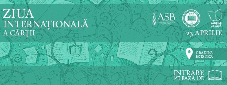 Cu o carte intri gratuit la Grădina Botanică, de Ziua Internațională a Cărții