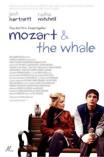 Mozart and the Whale (2005), luni și marți, la Cinema Mărăști