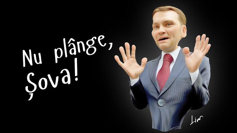 """""""Nu plânge, Șova"""" – noua parodie muzicală care face senzație pe internet"""