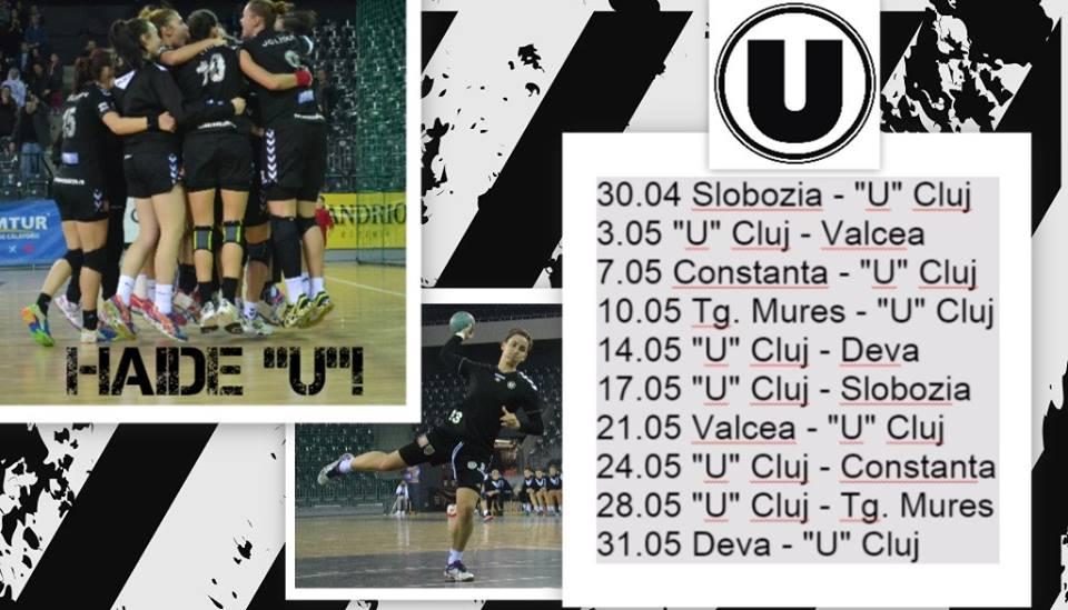 program play out U Alexandrion 2014-2015