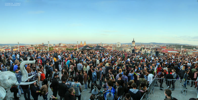 rooftop party multiplex leul