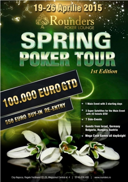 spring poker tour