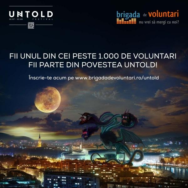 voluntariat untold festival 2015