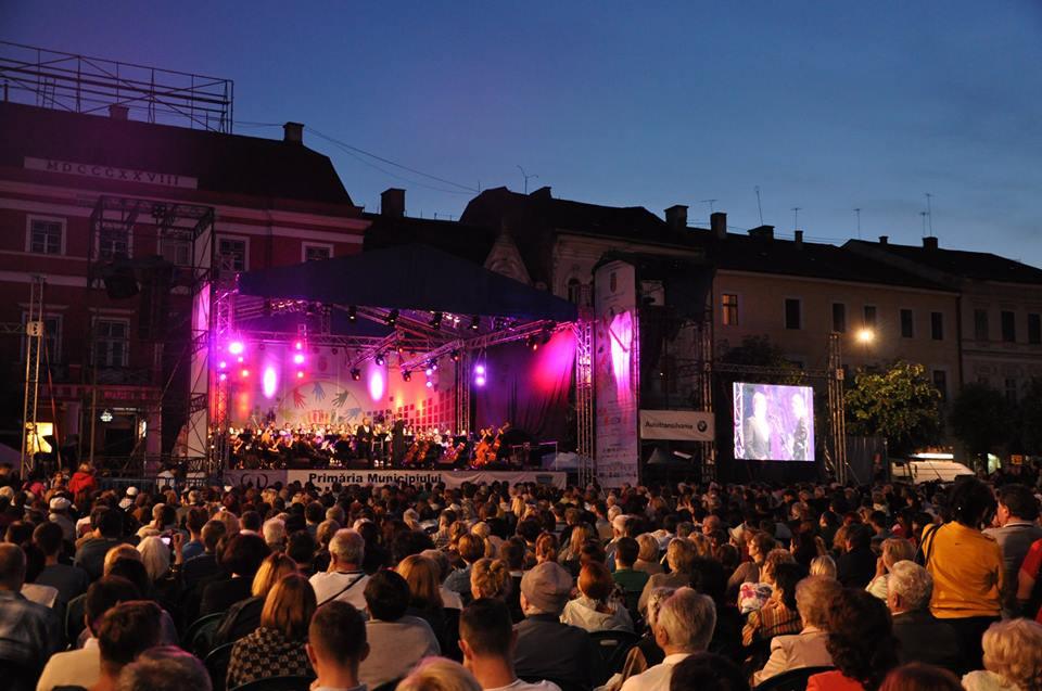 Primele evenimente anunțate la Zilele Clujului 2015