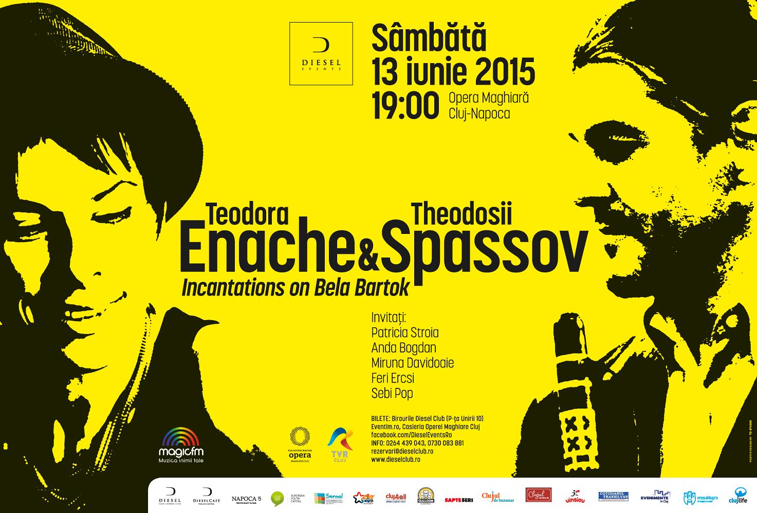 Afis Teodora Enache & Theodosii Spassov