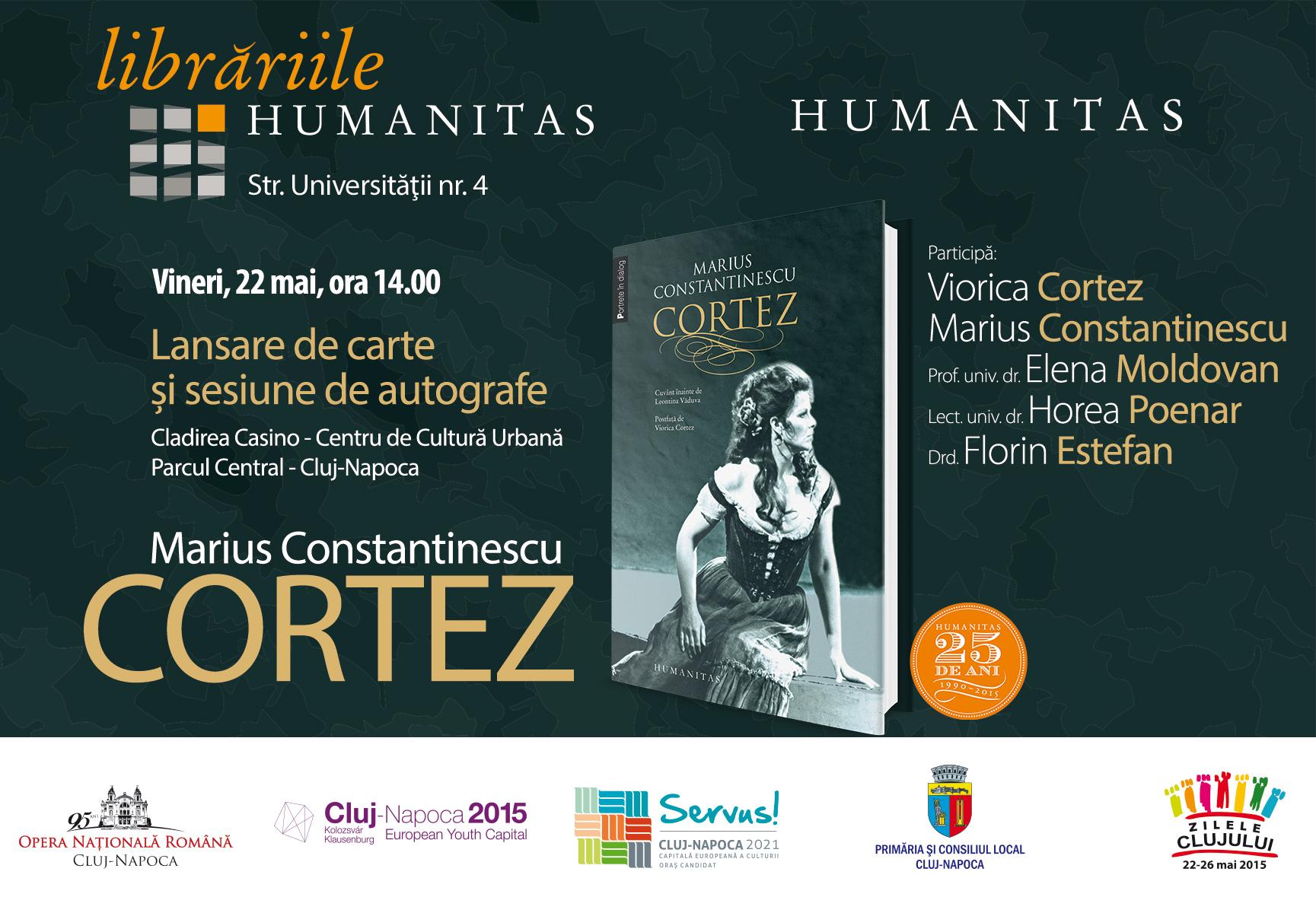 Lansare Cortez la Cluj