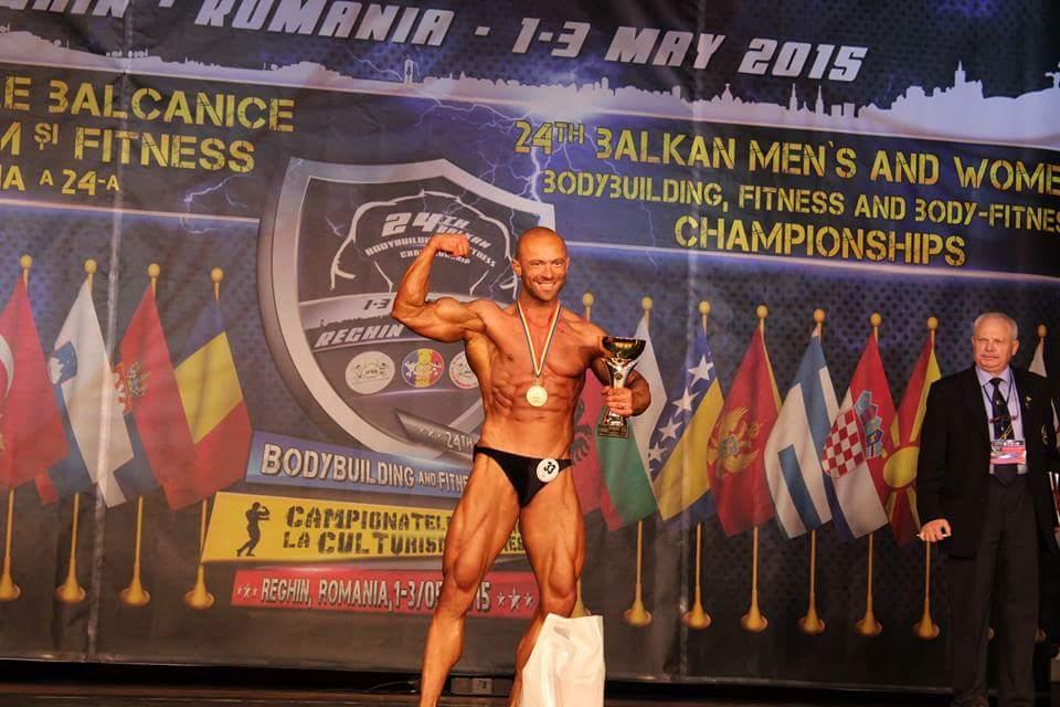 culturism & fitness U Cluj