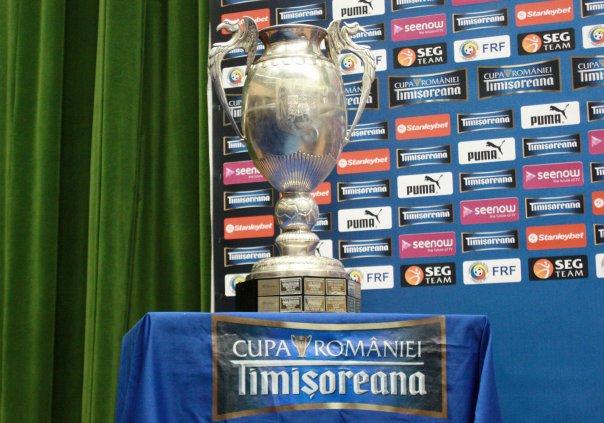 cupa romaniei timisoreana 2014-2015