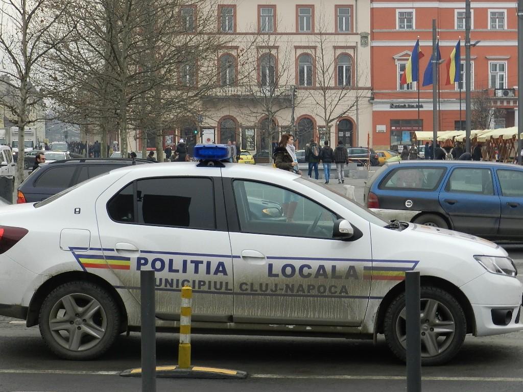 politia locala cluj