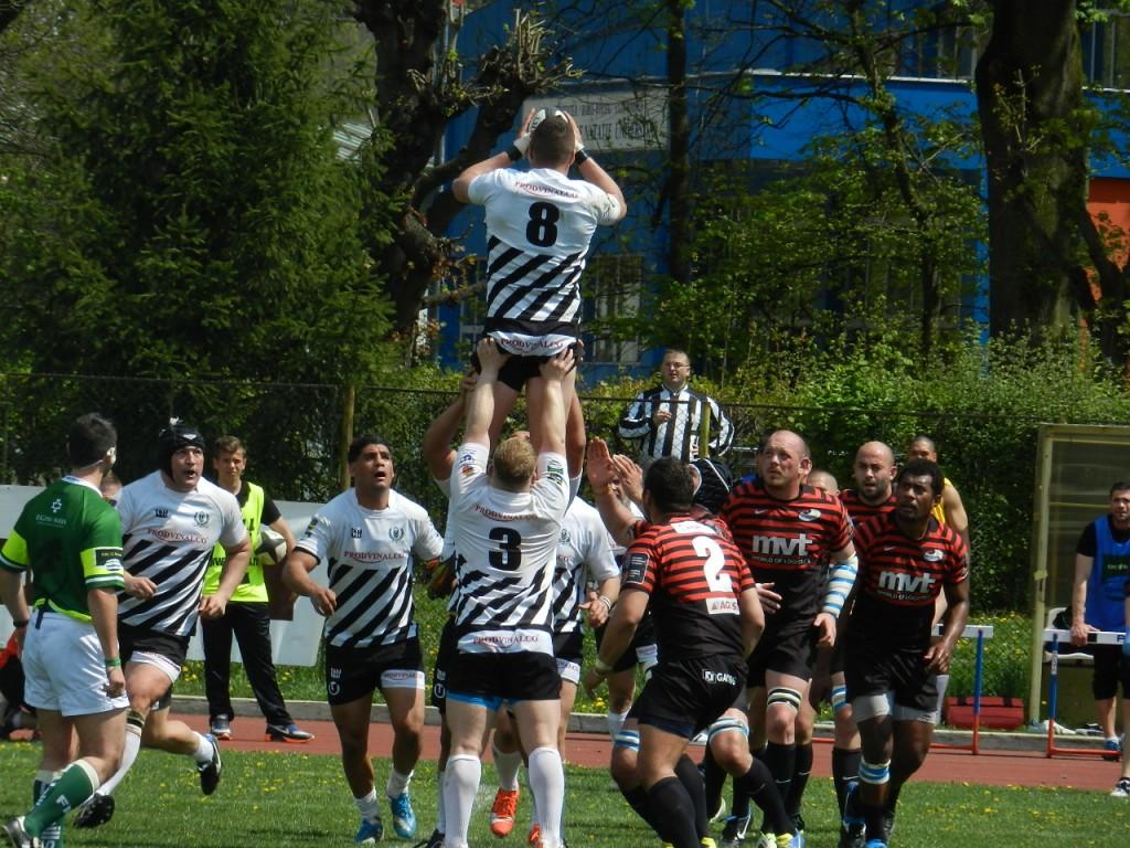 rugby U Prodvinalco cluj