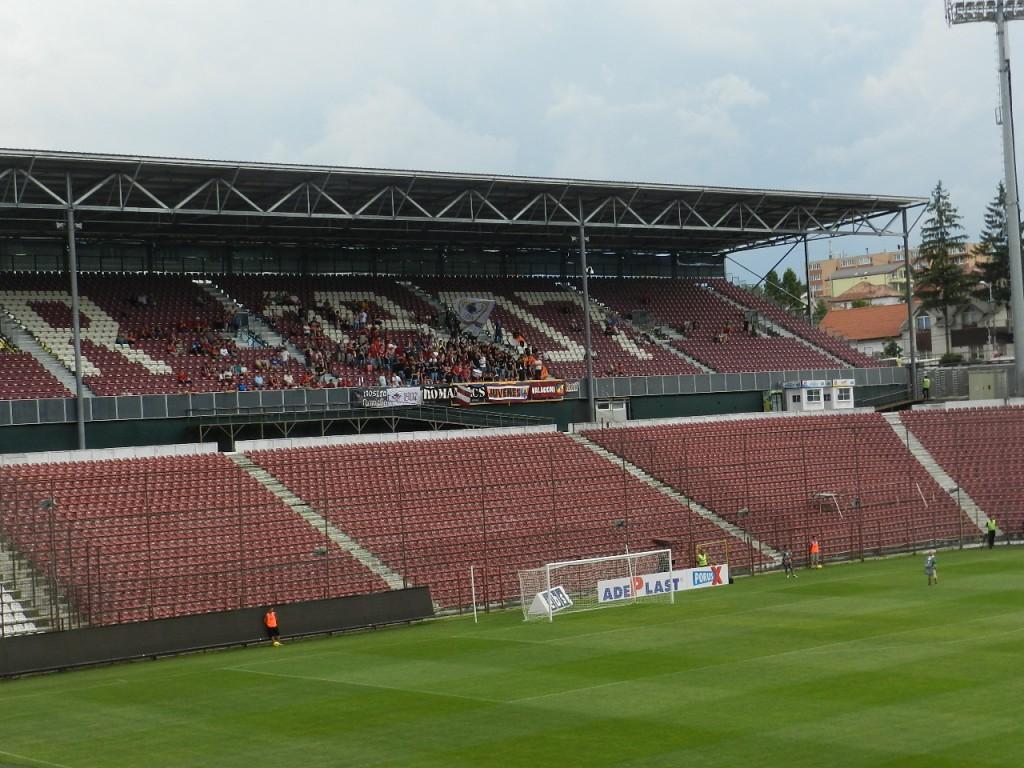 stadion dr constantin radulescu CFR Cluj
