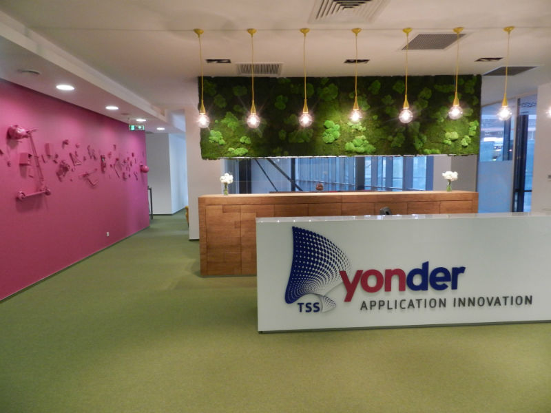 yonder cluj the office