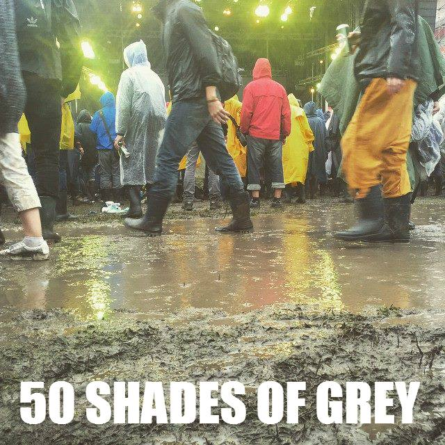 50 shades of gray electric castle