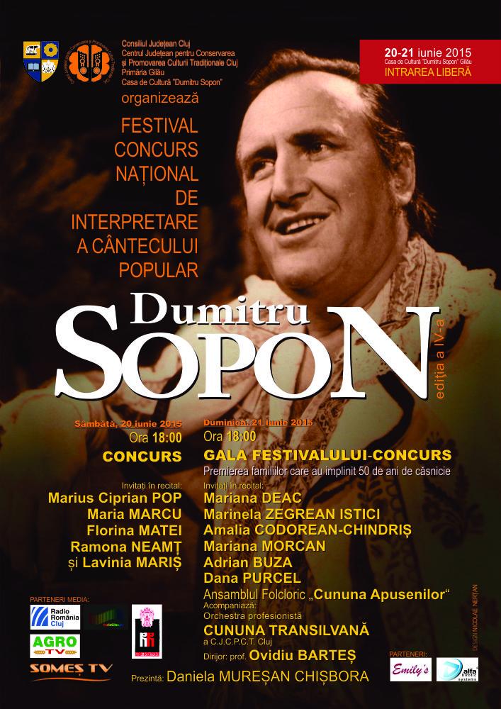 Afis-festival Dumitru Sopon-2015