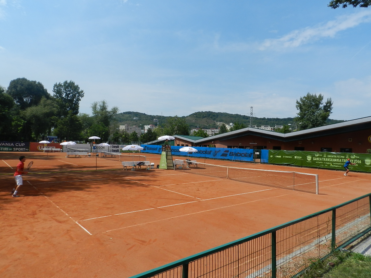 Banca Transilvania Open Winners