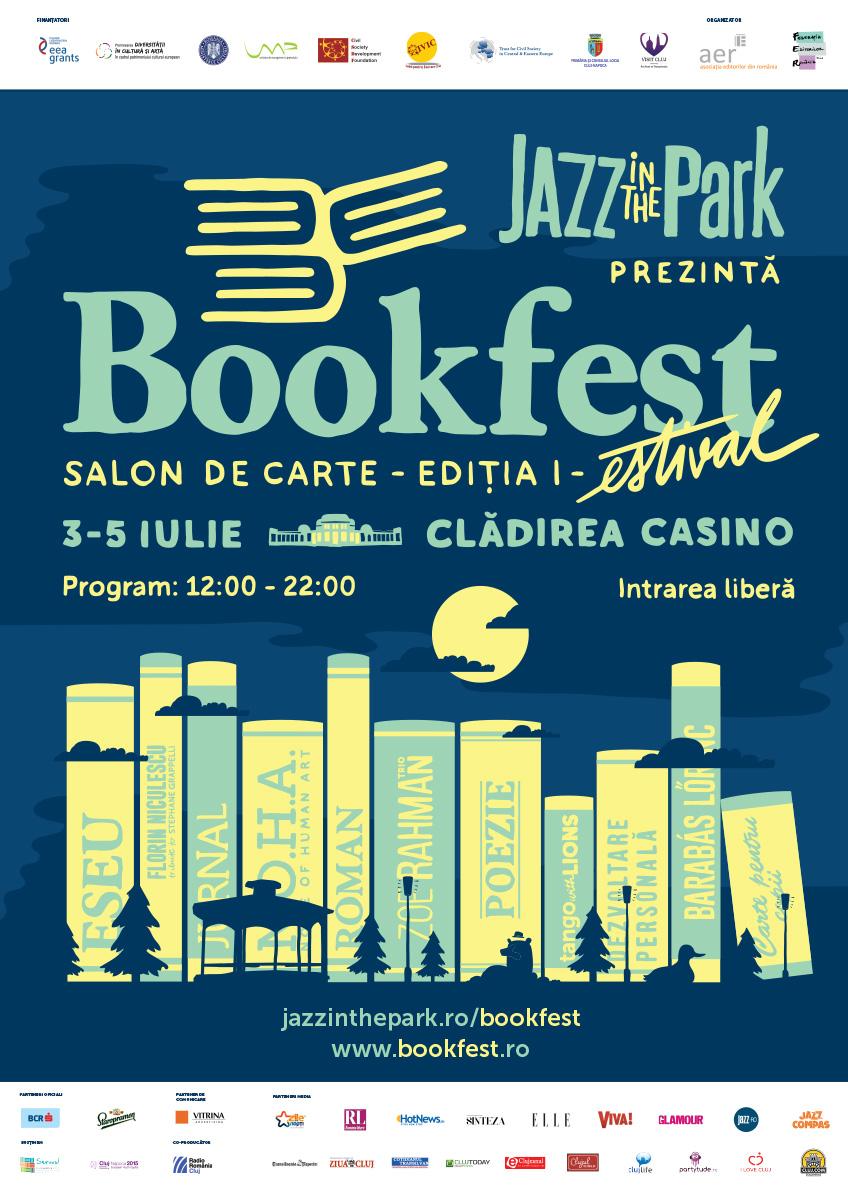 Bookfest Estival la Jazz in the Park