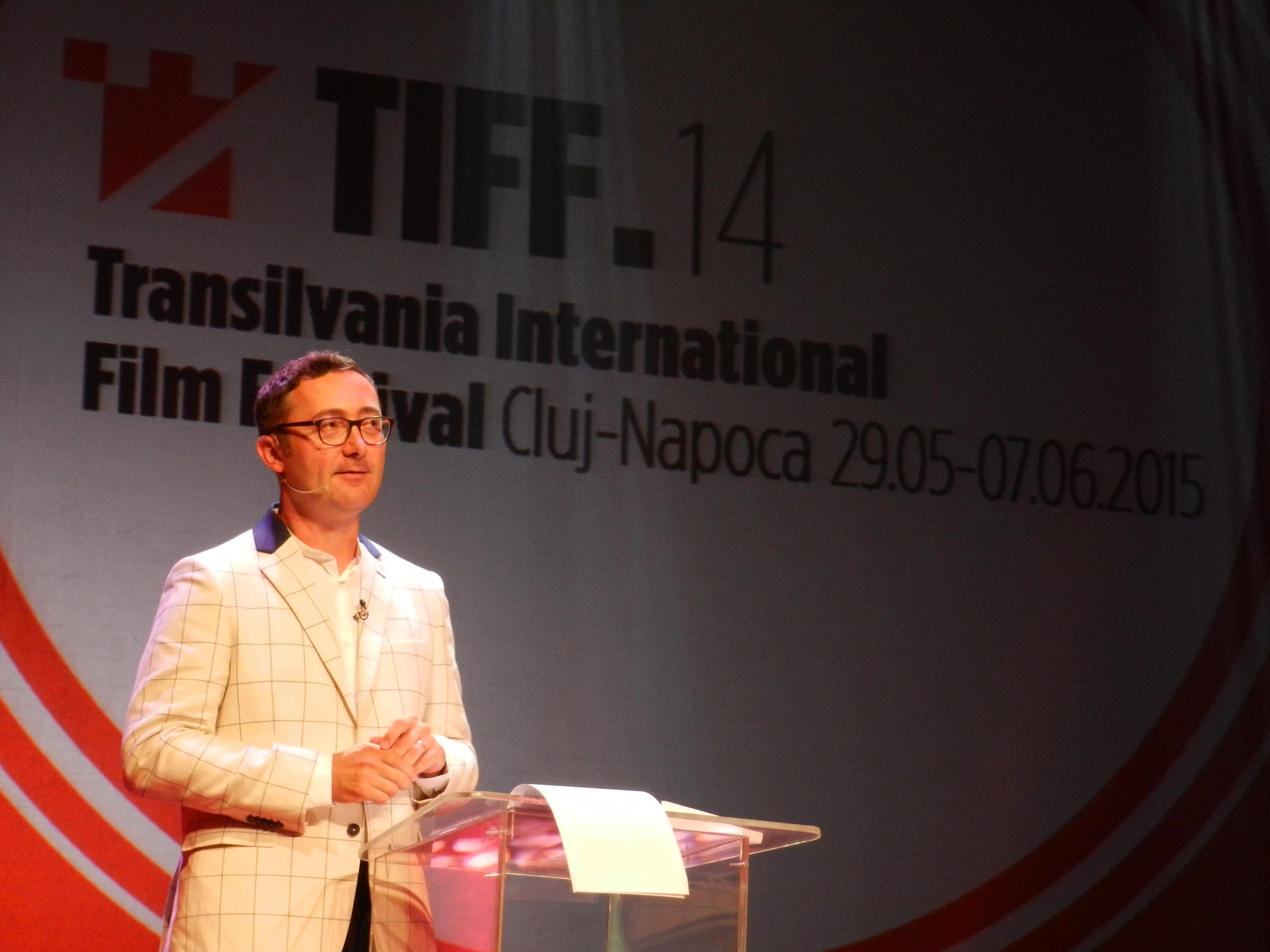 tudor giurgiu, TIFF 2015