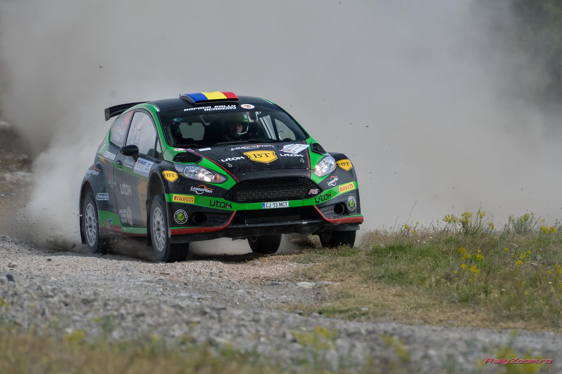 Simone Tempestini / Dorin Pulpea - Ford Fiesta R5
