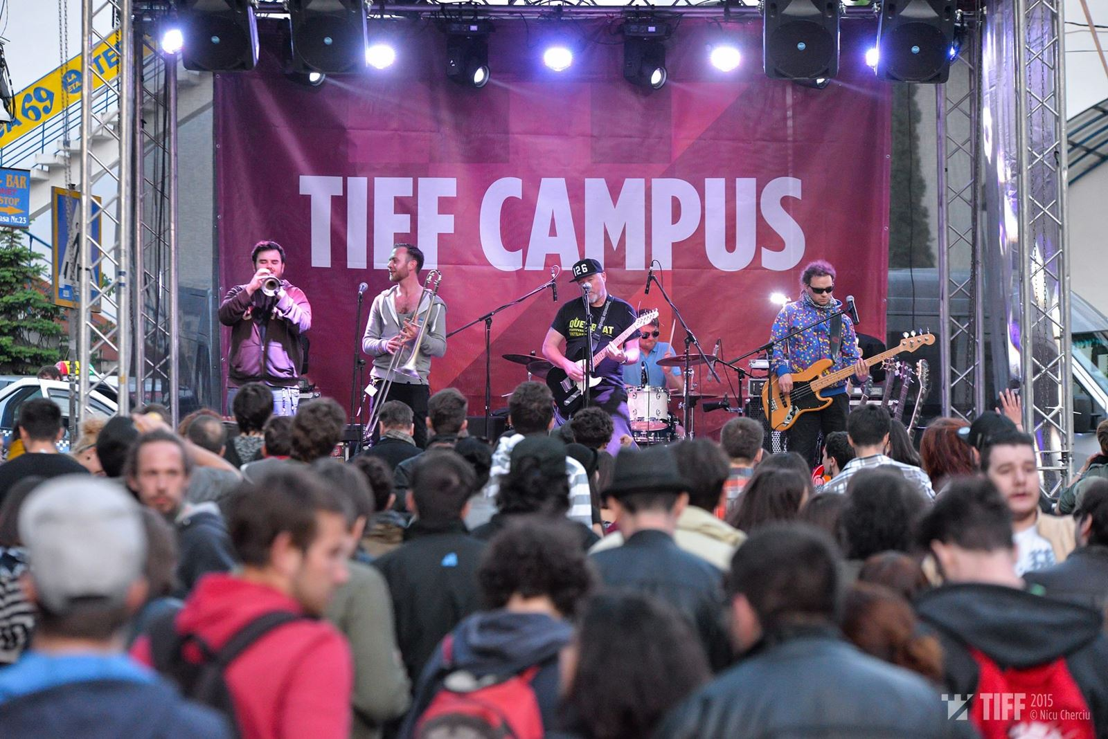 The Toasters TIFF Campus 2015 Nicu Cherciu