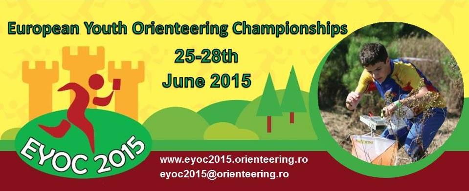 campionatul european de orientare cluj 2015