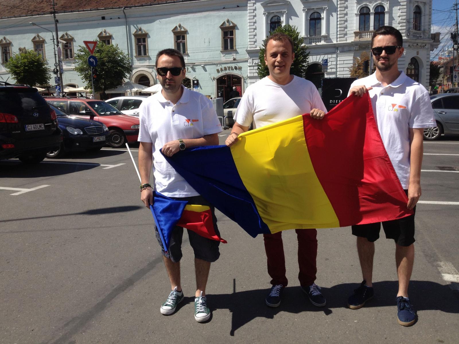 Proiectul CJX continuă! 4 bloggeri vor promova Clujul în 6 orașe din 3 țări europene