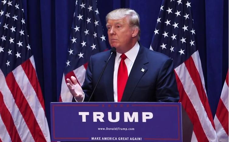 donald trump candieaza la presedintia SUA
