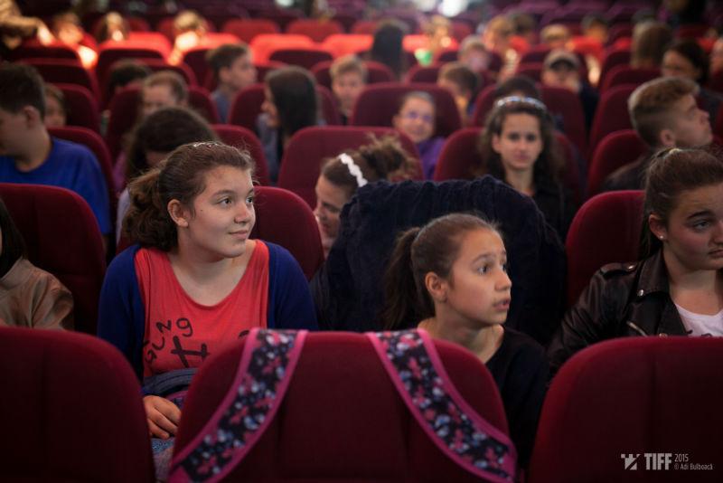Start în forță: peste 1.000 de tineri la primele evenimente EducaTIFF