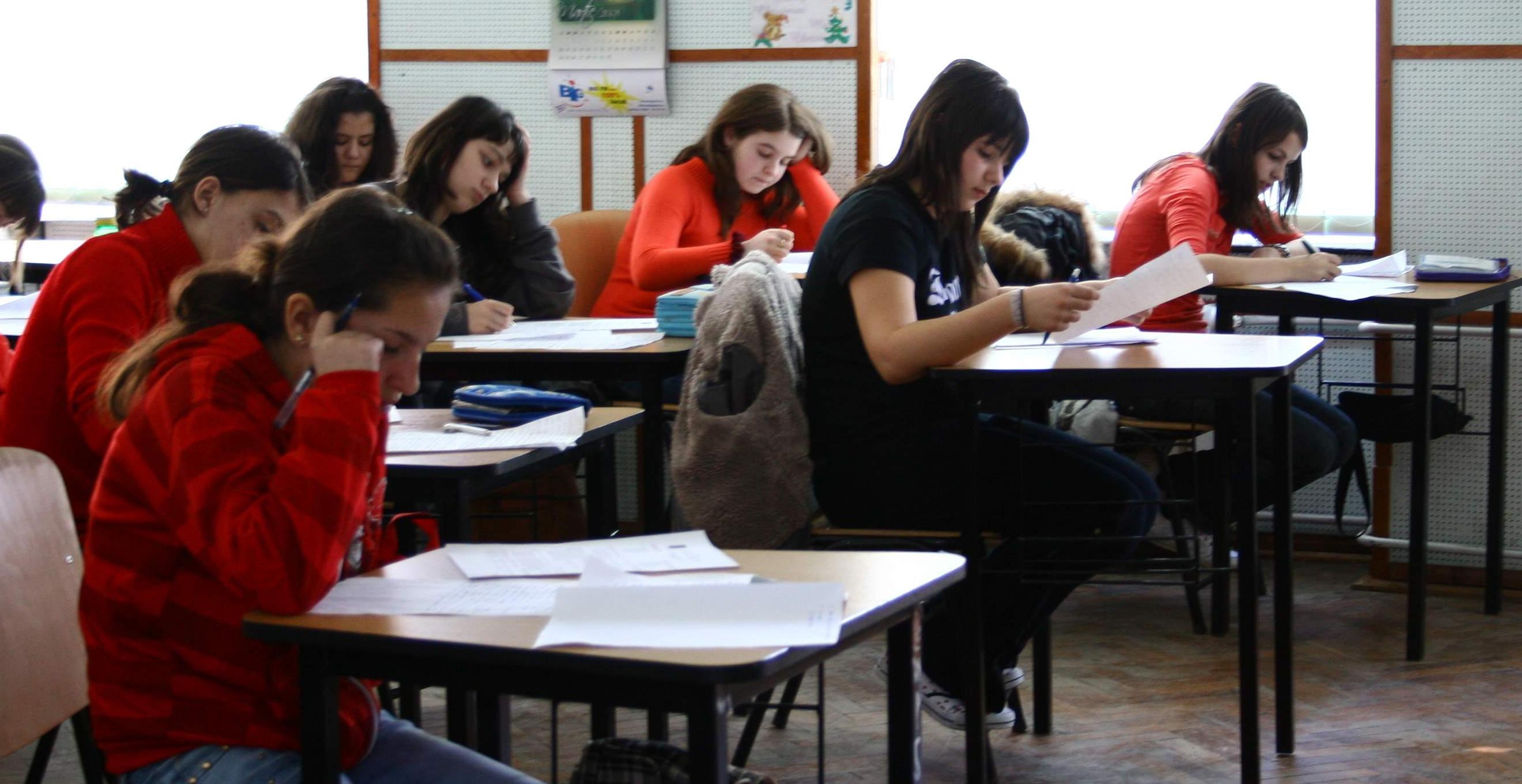 Evaluarea Națională la Cluj! Peste 90% dintre elevi au promovat examenul!