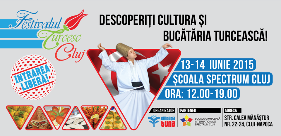 festivalul turcesc cluj 13-14 iunie 2015