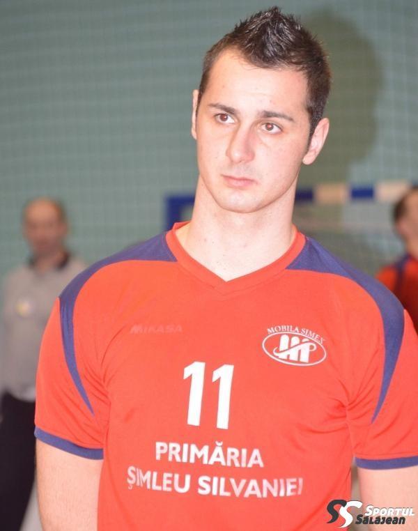 florin filip U Cluj volei masculin