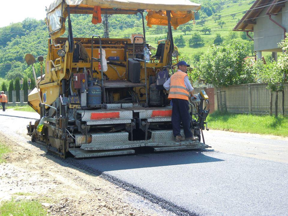 infrastructura de acces în zona turistică Răchiţele - Prislop - Ic Ponor